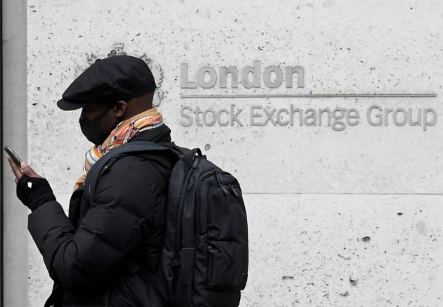 Stocks meander higher, but virus fears hold optimism in check