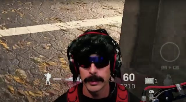 Twitch bans Dr Disrespect over violation of community guidelines