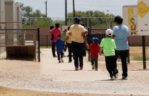 Judge urges release of children from ICE detention centers