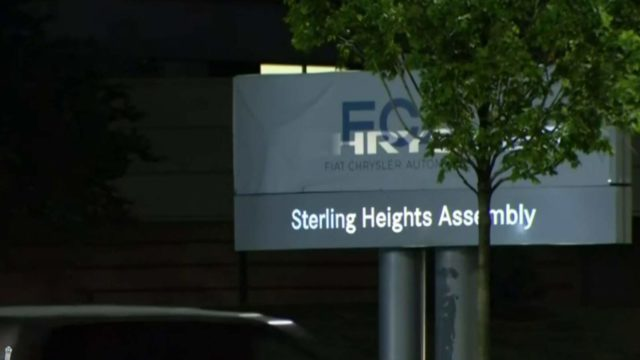 Workers at FCA Sterling Heights plant stop working over COVID-19 concerns