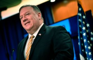 Top diplomats from US and Iran at UN on Iran nuclear deal