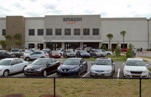 1 dead, 2 hurt in shooting outside Amazon fulfillment center in Jacksonville: Police