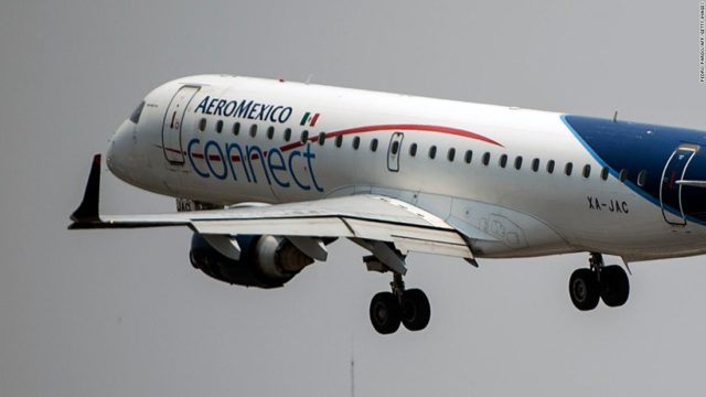 Aeromexico files for US bankruptcy, citing 'unprecedented' challenges