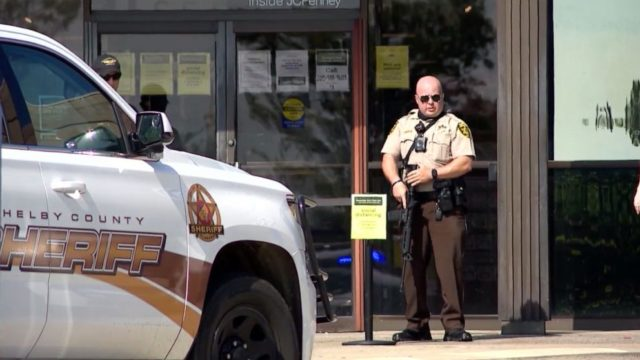 8-year-old killed, 3 others hospitalized in shooting at Alabama mall