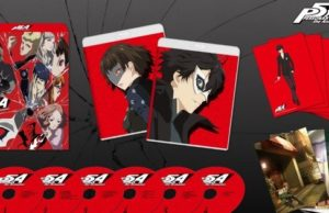 Aniplex USA to Release Persona 5 the Animation Complete Set on Blu-ray Disc