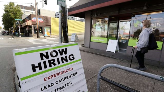 Another 1.3 million workers filed for unemployment insurance