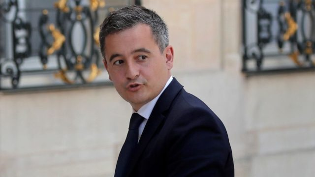 Multiple protests against French minister accused of rape