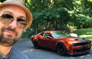 Dodge Challenger SRT Hellcat Redeye Widebody review: Business Insider