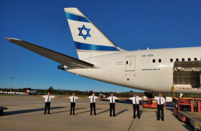 El Al bidder is Jewish-American businessman's son