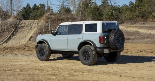 Ford Bronco reveal video hypes SUV's style and off-road capabilities