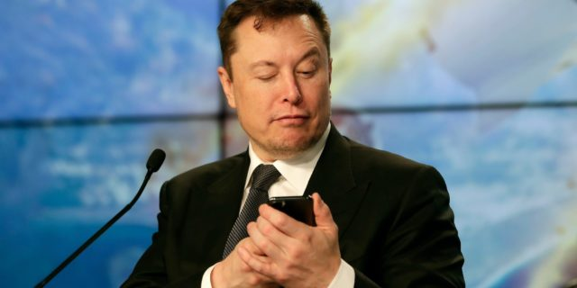 Tesla will continue its monster run and jump another 55% to $2,322, Wall Street firm says
