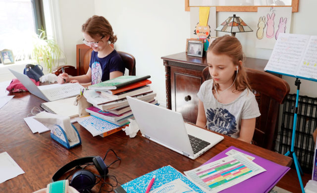 Back-to-school spending could hit a record as parents buy costly technology for kids at home