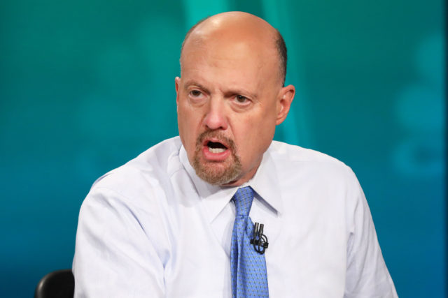 Cramer says he wants to see if Moderna execs sell stock before believing early vaccine developments