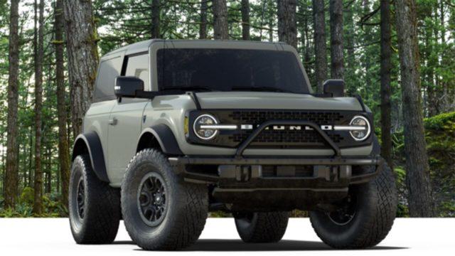 Bad slip? Ford erasing Wrangler name from new Bronco's tires