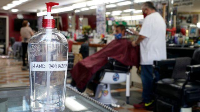 California salons say new closures threaten their survival