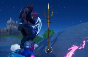 Fortnite: Here's How To Claim Aquaman's Trident At Coral Cove
