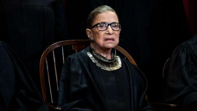 Justice Ruth Bader Ginsburg says her liver cancer has returned