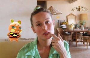Random: Brie Larson Reveals Her Favourite Animal Crossing: New Horizons Villager