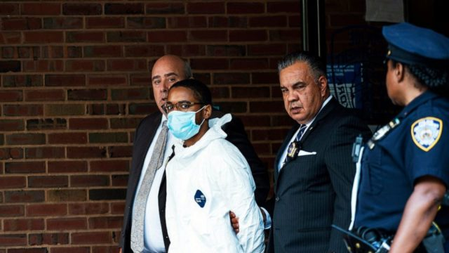 Prosecutor: Video shows NYC dismemberment suspect buying saw
