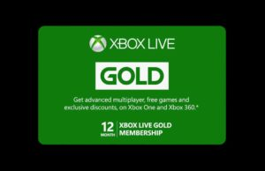 Microsoft has quietly discontinued 12-month Xbox Live Gold subscriptions