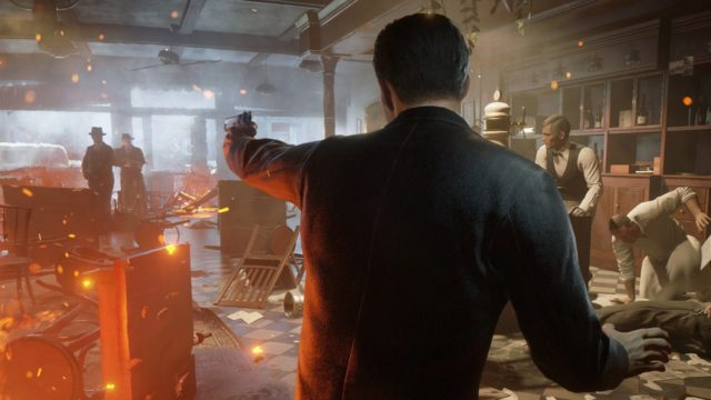 Mafia: Definitive Edition Gameplay Revealed, Developer Gives New Remake Details