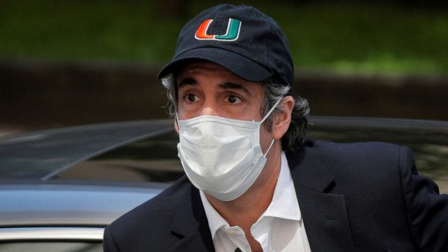 Judge orders Michael Cohen be released back to home confinement
