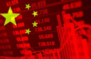 Dow Jones Down 200 Points As Intel, China Tensions Fuel Stock Market Sell-Off