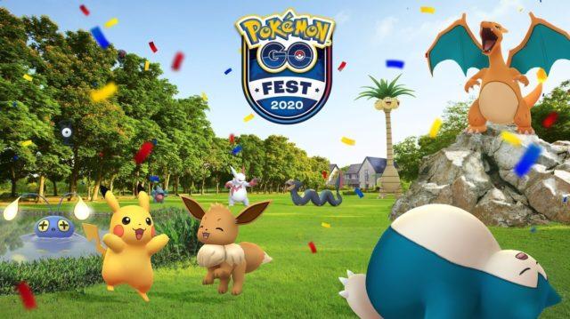 Pokemon Go habitat rotation schedule and every habitat Pokémon for Go Fest 2020