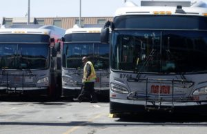 San Francisco bus driver assaulted with bat over mask order