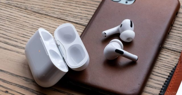 Apple's AirPods Pro are on sale for $200 at Staples