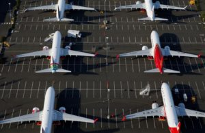 At Boeing and Airbus, Finished Airplanes Pile Up