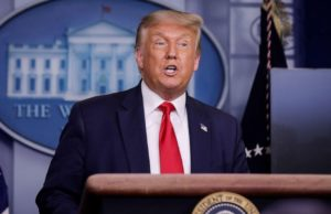 Trump doubles down on defense of hydroxychloroquine to treat COVID-19 despite efficacy concerns