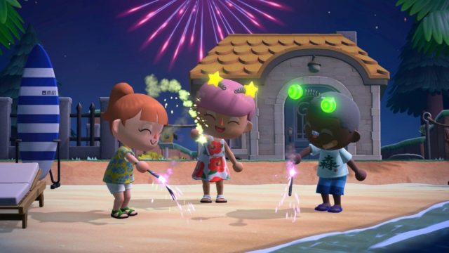 Gallery: A Closer Look At Animal Crossing: New Horizons' Second Summer Update
