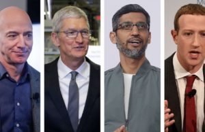 Congress grills tech CEOs in wide-ranging hearing on monopoly, political bias, China and more