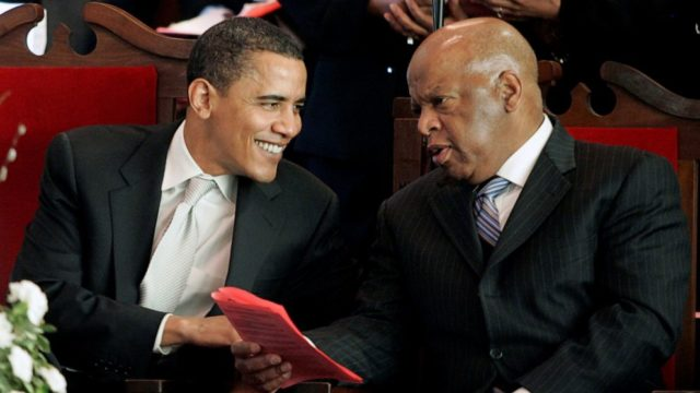 Obama to eulogize late Rep. John Lewis, 'conscience of the US Congress,' at Atlanta funeral