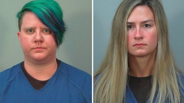 Women charged in beating of Wisconsin state senator