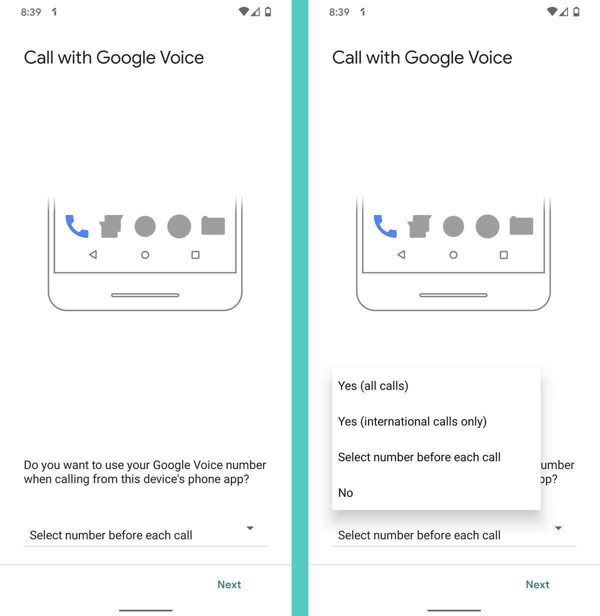 Google Voice App (2)