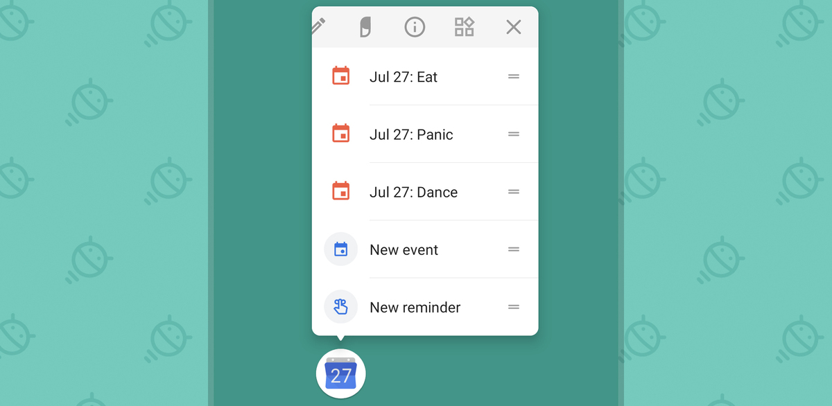 Android App Shortcuts (3)