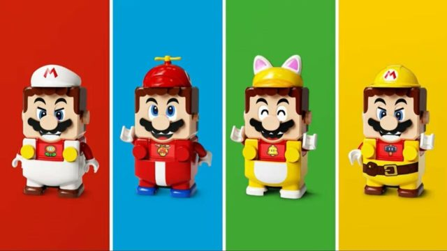 Charles Martinet Recorded New Lines Especially For The LEGO Super Mario Figure