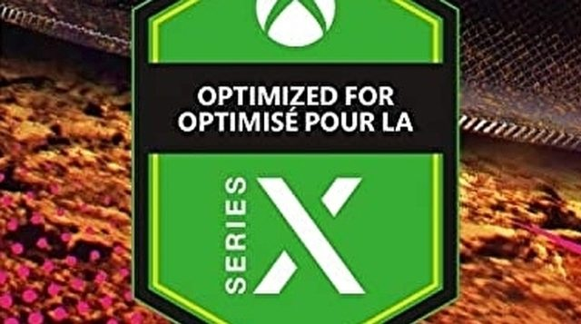 """Microsoft reportedly binning ugly """"optimised for Xbox Series X"""" sticker"""