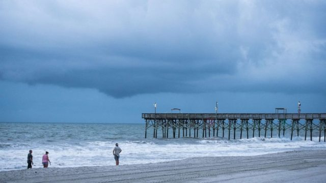 Tropical Storm Isaias could strengthen to hurricane as it heads to Carolinas