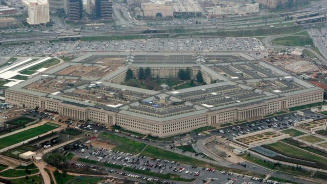 Trump loyalist gets Defense post as Senate nomination stalls