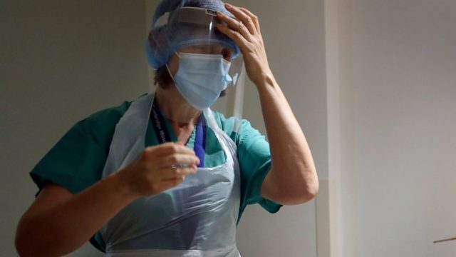 UK says 50 million face masks it bought might not be safe