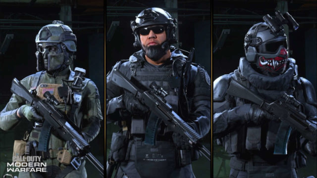 Call Of Duty 2020 Seemingly Teased In Modern Warfare's Warzone