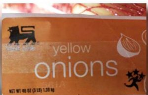 RECALL UPDATE: Onions recalled for possible salmonella include Walmart, Publix, Food Lion, more