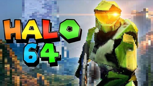 Here's Halo Infinite Reimagined as a Nintendo 64 Game