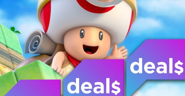 Best gaming deals: Nintendo Switch controllers and games, 4K Blu-rays