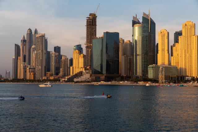 Dubai's real estate activity is 'impressive' despite the virus, property developer says following fall in sales
