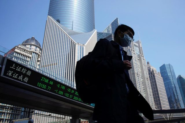 Asian shares cautious as Sino-U.S. tensions weigh