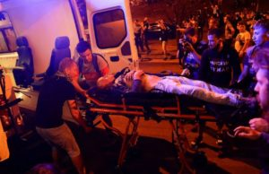 Police, military units crack down on protesters in Belarus following contested election